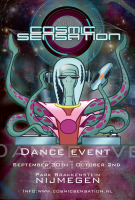 30 sept, 1 en 2 oktober: cosmic sensation
