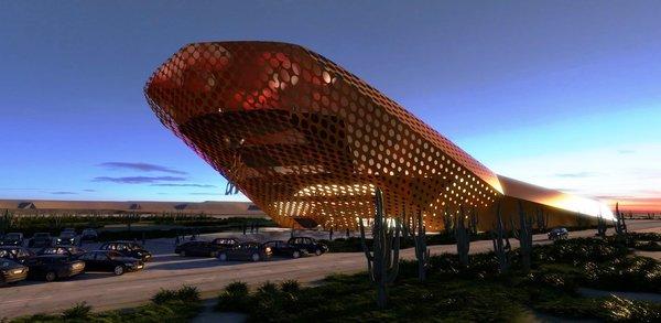 Krijgt Curaçao een commerciële ruimtevaart-luchthaven?