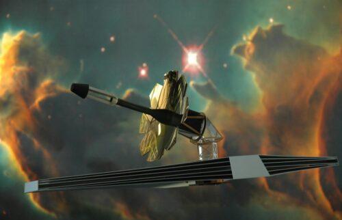 De James Webb Space Telescope heeft nu al last van hot pixels