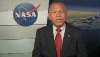 NASA-baas Bolden blikt terug en kijkt vooruit