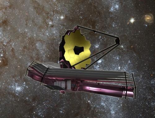 Voor de James Webb Space Telescope dreigt door bezuinigingen het doek te vallen