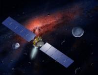 Dawn is in een baan om planetoïde Vesta gekomen