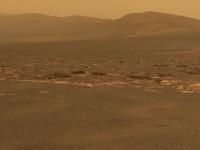 Marsrover Opportunity bereikt de rand van krater Endeavour