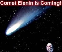 Geen paniek, komeet Elenin komt er aan