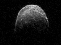 Dit vliegt vannacht langs de aarde: planetoïde 2005 YU55