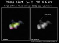 Ralf Vandebergh legt Phobos-Grunt in detail vast
