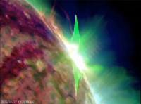 Zon produceert grootste zonnevlam tot nu toe: een X1,7 joekel