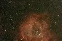 M38, IC405, IC410 en NGC1907 én de Rosette nevel in beeld gebracht