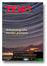 Voorkant van het maartnummer van Zenit
