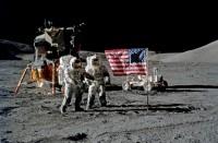 Zó verlieten 42 jaar geleden de laatste Apollo-astronauten de maan