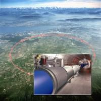 Er wordt weer gebotst bij de LHC van CERN