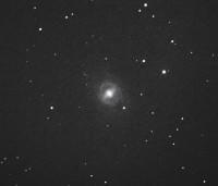 M95 & supernova SN 2012aw