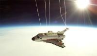 Hoppa, nog een Lego-blog: de lancering van een Lego-shuttle