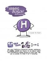 Schitterend: een PhD Comic over het Higgs boson