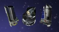 Spitzer, Planck en Kepler