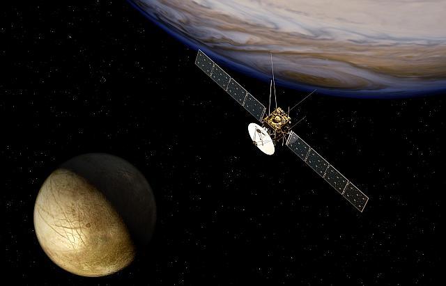 Vlieg mee met JUICE naar de ijzige manen van Jupiter