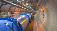 De Large Hadron Collider is weer lekker op dreef