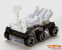 Curiosity hot wheels