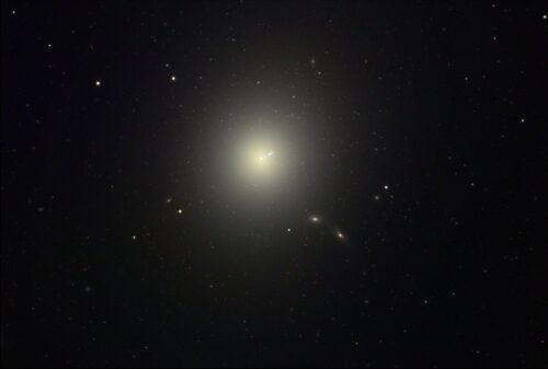 giant elliptical galaxies - photo #16