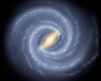 Hoeveel sterren, planeten en zwarte gaten bevinden zich in de Melkweg?