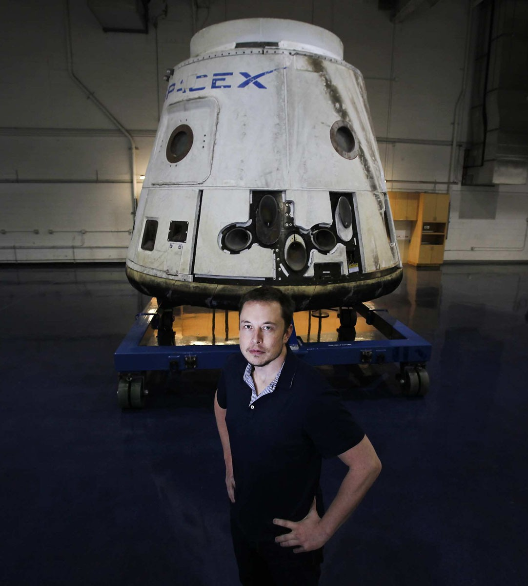 musk spacex dragon - photo #10