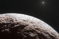 Dwergplaneet Makemake blijkt geen atmosfeer te hebben