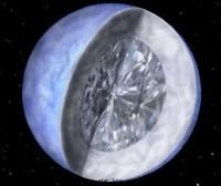 Prof. dr. C de Jager over Lucy, een diamant zo groot als de maan