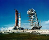 Te koop of te huur: compleet lanceerplatform van de NASA