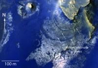 De door de MRO gevonden klein-carbonaat lagen in de McLaughlin krater op Mars