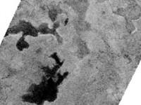Meren op Titan