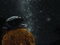 Kijk nou eens, mestkevers die zich oriënteren op de Melkweg