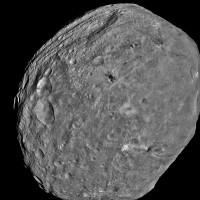 Asteroide Vesta is nog aarde-achtiger dan gedacht