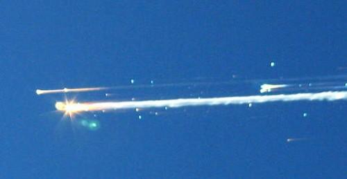 Columbia Fireball
