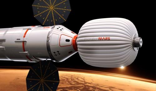 Inspiration Mars Foundation