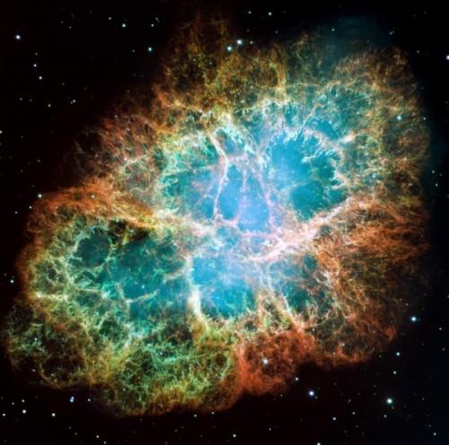 Krabnevel Hubble
