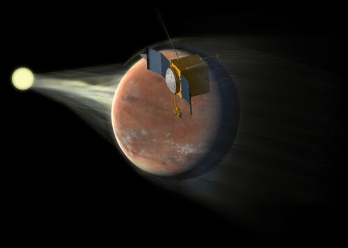MAVEN mission objective