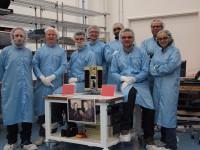 De STRaND-1 en de betrokken wetenschappers