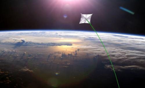 Sunjammer Solar Sail