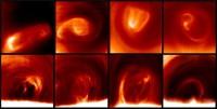 Wervelstorm op Venus gedraagt zich onverklaarbaar