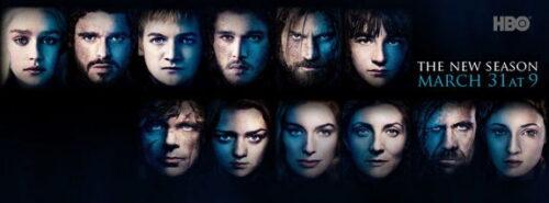 Game of Thrones castfaces
