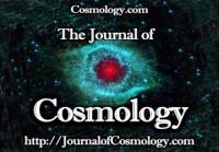 Het logo van het Journal of Cosmology