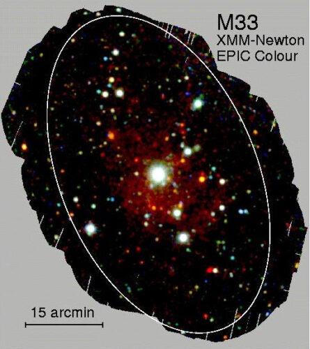 M33 10 xray