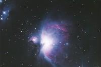 Eigen opname van de Orionnevel