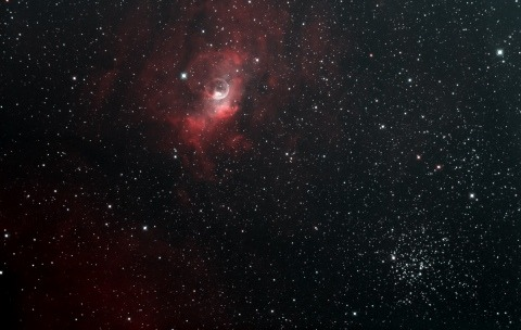 M52 7 Bubbelnevel