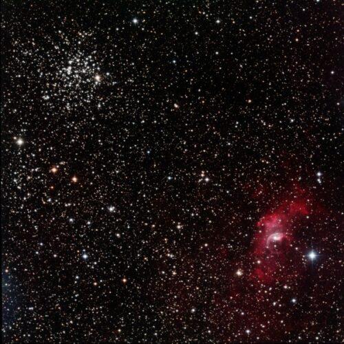 M52 9 Bubbelnevel