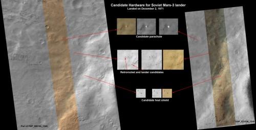 Mars-3 lander