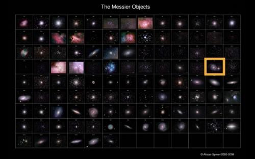Messier Maandag 2204