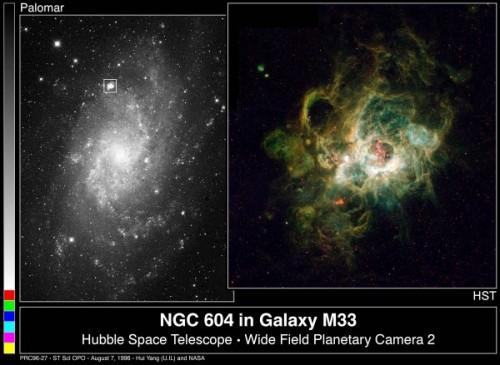 NGC 604 2