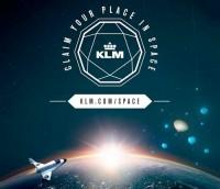 KLM's spaceflight