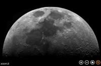 Even lekker inzoomen op de maan